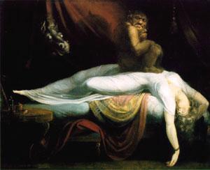 Henry Fuseli, 'The Nightmare'